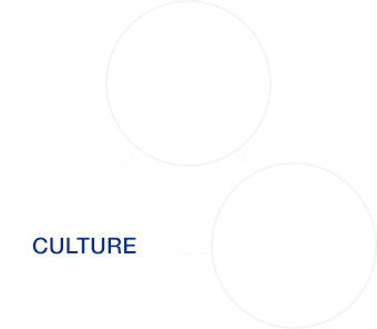 CULTURE, LANGUAGE, THINKING